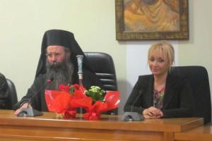 Επίσκεψη Κίτρους στην Περιφερειακή Ενότητα Πιερίας