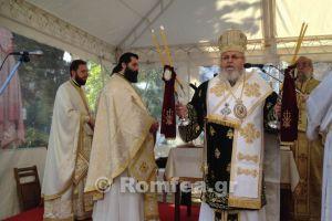 Τιμήθηκε ο Άγιος Λάζαρος στον Βύρωνα
