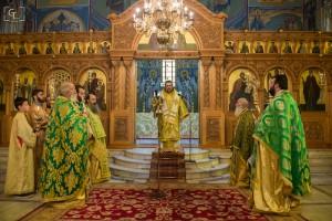 Η Κυριακή των Βαΐων στην Ι.Μ. Μεσσηνίας