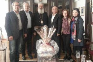 Μητροπολίτης καταδικάζει επιθέσεις κατά Μουσουλμάνων
