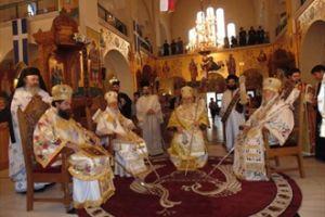 Εορτή του αγ. Ιερομάρτυρος Νικήτα του νέου στις Σέρρες