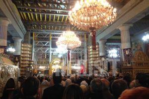 Η θορυβώδης πρώτη Ανάσταση στον Αγιο Κωνσταντίνο Ομόνοιας