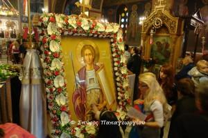 Μαραθώνος Μελίτων: «Ο Άγιος Γεώργιος είναι εδώ για όλους»