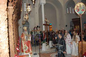 Πανήγυρις Αγίου Ραφαήλ στην Ι.Μ. Γουμενίσσης