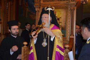Πατριαρχική χοροστασία στον Άγιο Νικόλαο Rotterdam