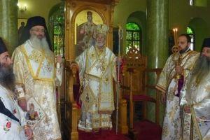 Ο εορτασμός των Αγίων Πέντε Νεομαρτύρων στη Σαμοθράκη