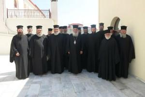 Σύναξη Αρχιερατικών Επιτρόπων της Ι.Μ. Φθιώτιδος