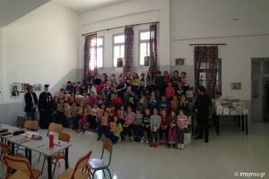 Επίσκεψη Μητροπολίτη Σύρου σε σχολεία