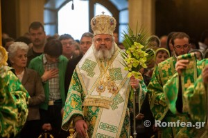 Η Κυριακή των Βαϊων στο Πατριαρχείο Ρουμανίας
