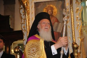 Την Πάτμο θα επισκεφθεί ο Οικουμενικός Πατριάρχης