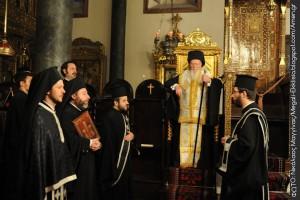 Τρισάγιο του Οικουμενικού Πατριάρχη στη μνήμη του μακαριστού Μητροπολίτη Ιωαννίνων Θεόκλητου