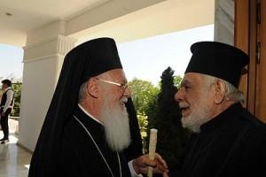 Ο Μητροπολίτης Ιωαννίνων Θεόκλητος για το Οικουμενικό Πατριαρχείο