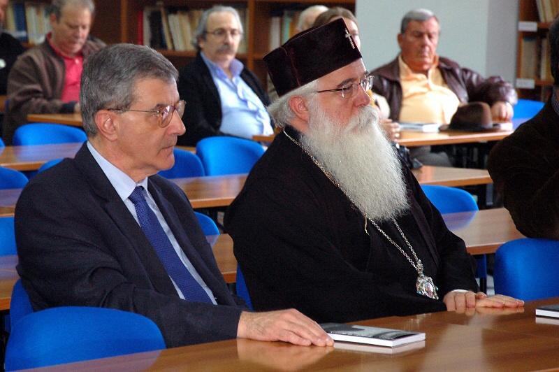 Στο Βόλο ο υποψήφιος Ευρωβουλευτής Κων/νος Χολέβας