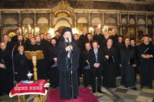 Εκκλησιαστική Εκδήλωση για τη Μεγάλη Εβδομάδα στην Ι.Μ. Χαλκίδος