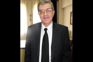"""Ο Κωνσταντίνος Χολέβας """"γαλάζιος"""" υποψήφιος ευρωβουλευτής"""