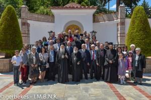 Συνάντηση αποφοίτων της Αθωνιάδος Σχολής στην Ι.Μ. Παναγίας Δοβρά (ΦΩΤΟ)