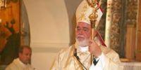 Επίσκοπος Νικόλαος: «Με το βλέμμα στραμμένο στους Αγίους Τόπους»