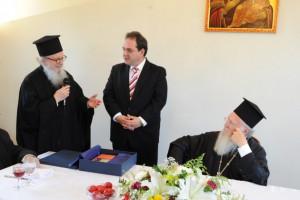 Συγχαρητήρια του Οικουμενικού Πατριάρχη για το έργο της Αποστολής