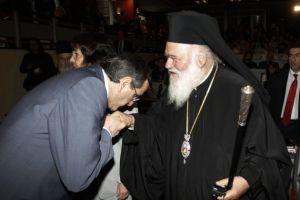 Όλα όσα συζήτησε ο Πρωθυπουργός με τον Αρχιεπίσκοπο και την Ι. Σύνοδο