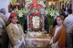 Η μεγάλη εορτή της Παναγίας της Χρυσοπηγής