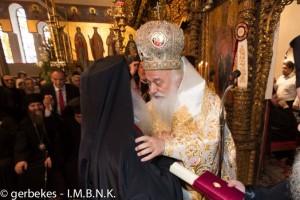 Ο Μητροπολίτης Βεροίας τίμησε τους εκπροσώπους των ορθοδόξων Πατριαρχείων