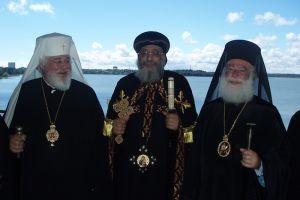Ο Πατριάρχης Αλεξανδρείας στην Φιλανδία (ΦΩΤΟ)