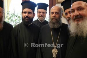 Ο Αρχιμ. Τιμόθεος Άνθης εξελέγη Μητροπολίτης ΘεσσαλιώτιδοςI