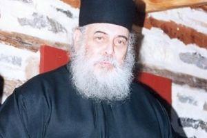 Ο Πατριάρχης Αλεξανδρείας για τον μακαριστό γέροντα Γεώργιο Καψάνη