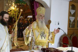 """Καστορίας Σεραφείμ: """"Ο θρόνος μας, δεν μας δίνει αξία"""""""