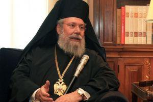 ΘΑ ΠΡΟΣΚΥΝΗΣΟΥΝ ΤΟ ΜΟΝΑΣΤΗΡΙ ΤΟΥ ΠΑΝΟΡΜΙΤΗ ΣΤΗ ΣΥΜΗ-Ο Αρχιεπίσκοπος Κύπρου και ο πρόεδρος της Κυπριακής Δημοκρατίας