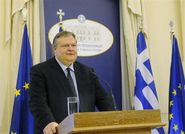 "You are currently viewing Ευάγγελος Βενιζέλος: ""Η Ελλάδα καταδικάζει την βεβήλωση του παρεκκλησίου του Αγίου Πνεύματος"""
