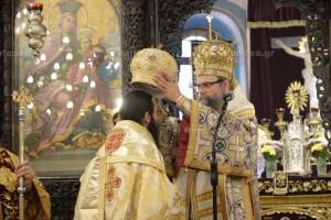 Χειροτονήθηκε ο νεότερος Ορθόδοξος Επίσκοπος (ΦΩΤΟ)