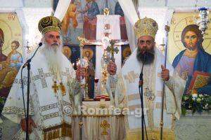 """Μεσογαίας σε Θεσσαλιώτιδος: """"Δεχθείτε αυτά ως πρόκληση και ευλογία από τον Θεό"""""""