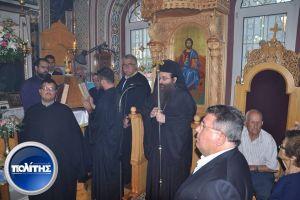 Η γιορτή της Αγίας Παρασκευή στο Καστέλλο στη Χίο