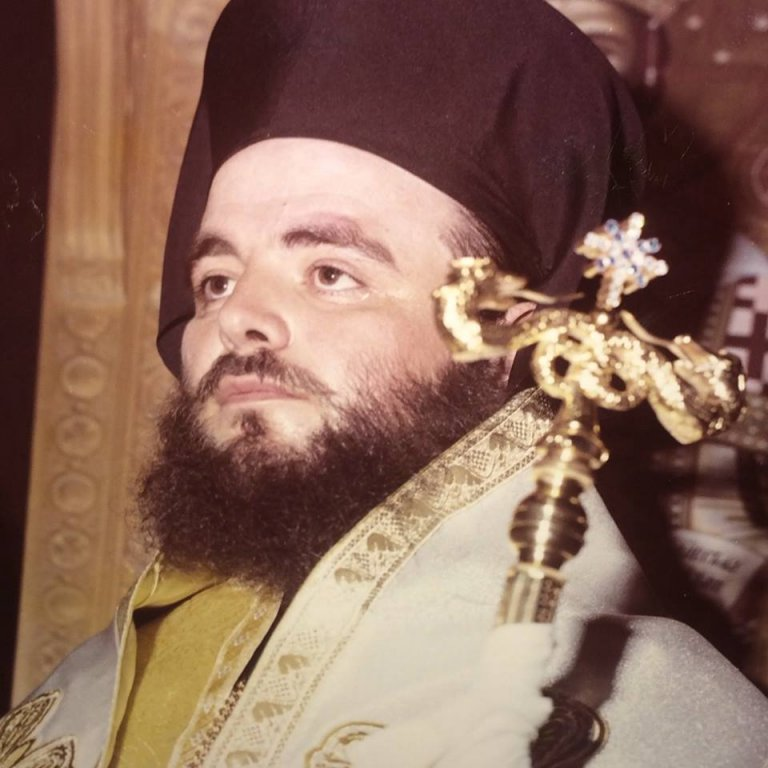 You are currently viewing Ιστορική φωτογραφία του Μακαριστού Χριστόδουλου
