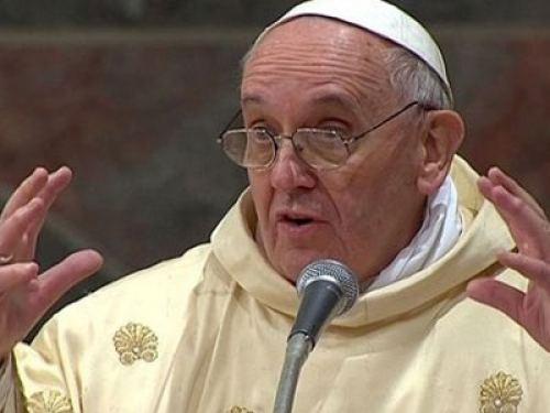 Πάπας Φραγκίσκος:«Να σταματήσει το ανθρωπιστικό δράμα στο Ιράκ»