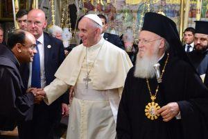 Στο Φανάρι τον Νοέμβριο ο Πάπας Φραγκίσκος