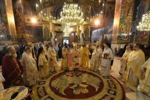 Η Θεσσαλονίκη τίμησε τον Ποιμενάρχη της