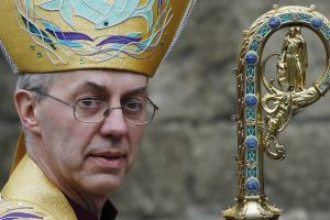 Ο Επικεφαλής της Αγγλικανικής Εκκλησίας αμφισβητεί την ύπαρξη του Θεού