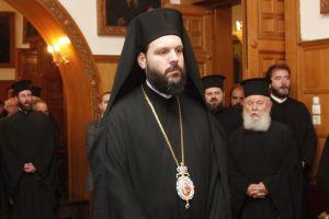 Ο Επίσκοπος Διαυλείας νέος Μητροπολίτης Νέας Ιωνίας (ΦΩΤΟ)