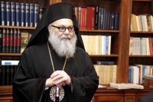 """Πατριάρχης Αντιοχείας: """"Οι τζιχαντιστές είναι ξένο σώμα"""""""