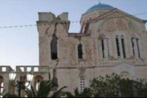 Η εκκλησία που χτύπησε ο εγκέλαδος και ο… ΕΝΦΙΑ