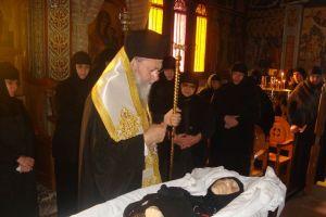 Εκοιμήθη η Γερόντισσα Ισιδώρα της Ι.Μ. Οσίου Παταπίου Λουτρακίου