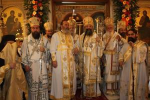 Με λαμπρότητα η χειροτονία του Επισκόπου Κερνίτσης Χρυσάνθου (ΦΩΤΟ)