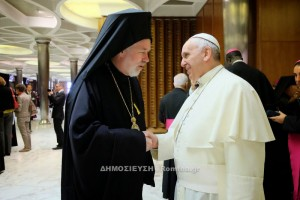Ο Μητροπολίτης Βελγίου στην Σύνοδο των Ρωμαιοκαθολικών Επισκόπων