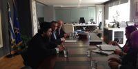 Συνάντηση Μητροπολίτη Σερρών με την Υπουργό Τουρισμού