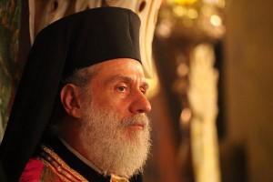 Ο Σύρου Δωρόθεος στην Ι.Μ. Χρυσοπηγής στα Χανιά
