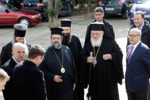 """Ιερώνυμος: """"Η πόρτα της Αρχιεπισκοπής θα είναι πάντοτε ανοιχτή"""" (ΦΩΤΟ)"""