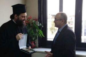 Δήμαρχος Ηρακλείου στον Γαβριήλ: «Ο Δήμος είναι σπίτι σας»