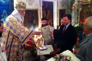 Η Κέρκυρα γιόρτασε την μνήμη της Αγίας Αικατερίνης